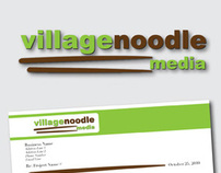 Village Noodle Media Identity System