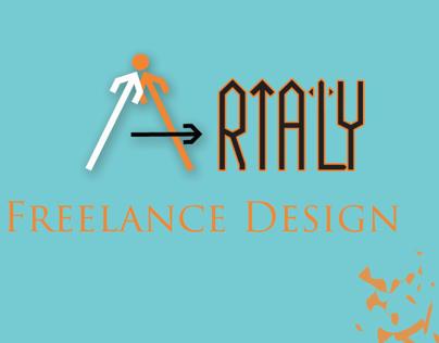 Artaly, freelance design