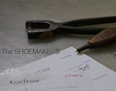 The Shoemakers - Pierre Corthay - Paris