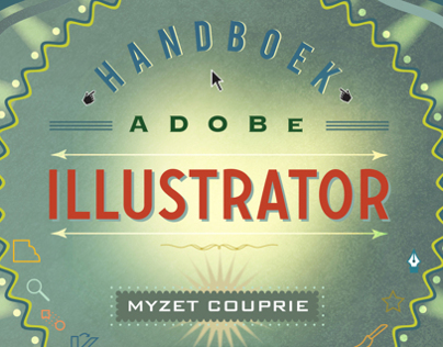 Cover Handbook Adobe Illustrator CC