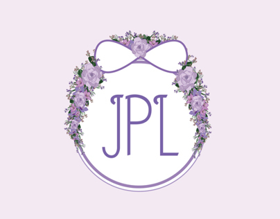 Wedding Logo JPL
