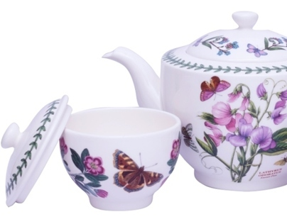 Portmeirion Crockery-Product Photoshoot