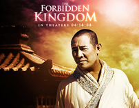The Forbidden Kingdom Website Comps