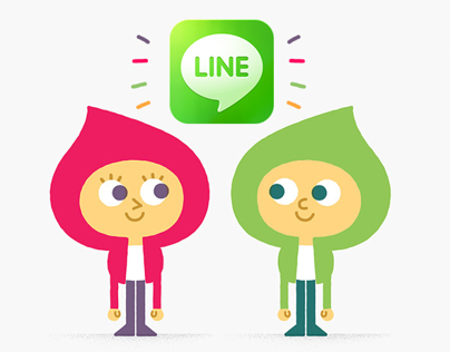Line Stickers - Best Friends For Life