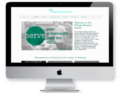 The Village Ministry Center Website