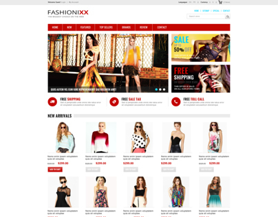 Eggthemes Fashionixx