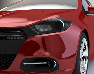 Dodge DART 2013 - Launch campaign (Concept)