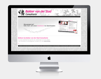 WEBSITE: Bakker van der Stad Consultants