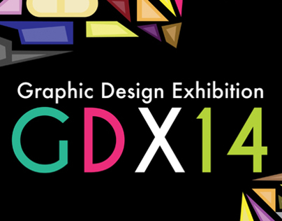 2014 Graphic Design Exhibition Poster