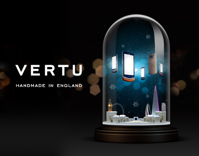 Seasons Greetings from Vertu.