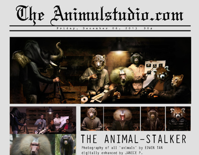 ANIMULSTUDIO NEWSLETTER 004/ 2013