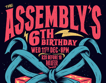 The Assemblys 6th Birthday Party