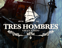 Tres Hombres - fairtrade rum. Best rum of the world!