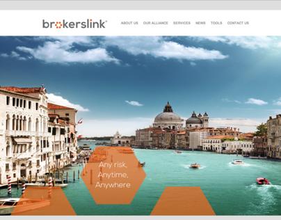 Brokerslink Website