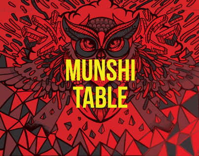 RAOWL Munshi Table