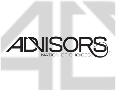 AdVisors logo identity: www.nationofchoices.com