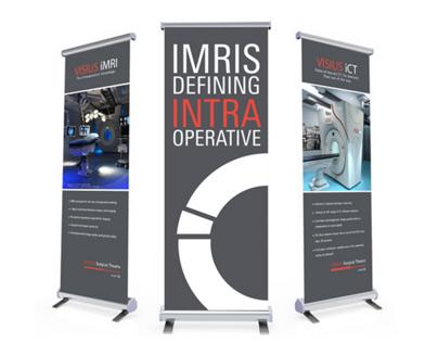 IMRIS - Small Booth Design