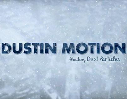 Dustin Motion - Organic Dust Particles