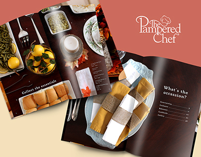 Pampered Chef Thanksgiving Catalog