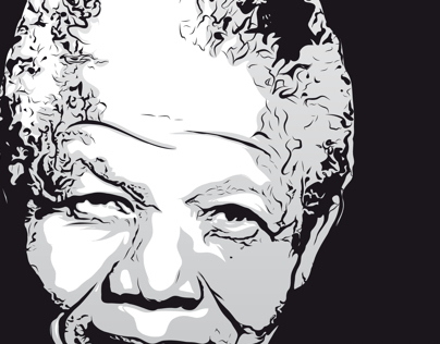 My tribute to Nelson Mandela