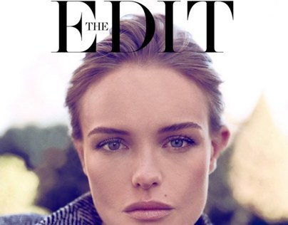Kate Bosworth for The Edit 09/13