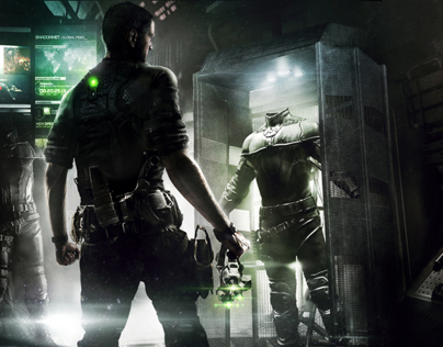 Splinter Cell: Blacklist Campaign Image