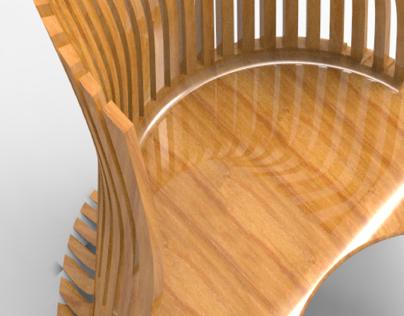badminton chair