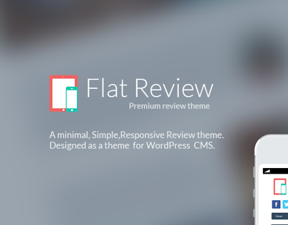 Flat Review (Theme)
