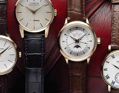 German GQ – Watches