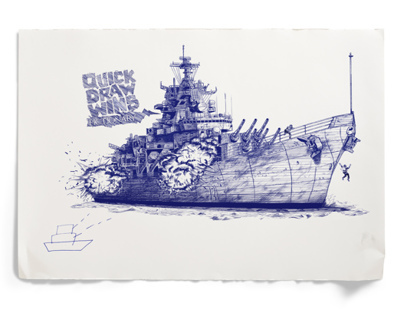 Pictionary 2012 - Battleship