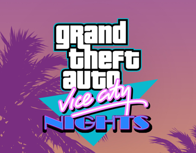 GTA: Vice City Nights
