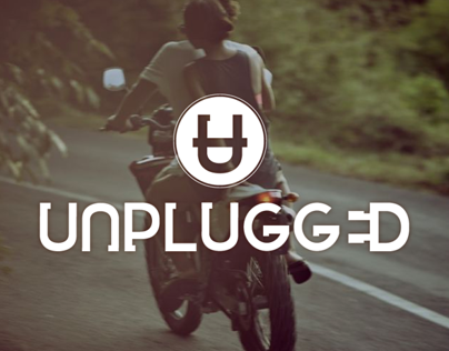 Unplugged Logo Design