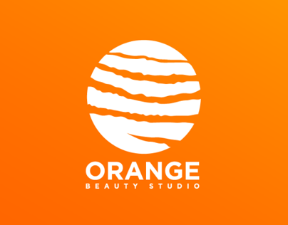 Orange Beauty Studio Corporate Identity