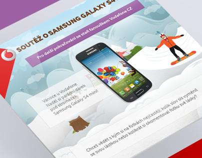 Vodafone CZ | Facebook app
