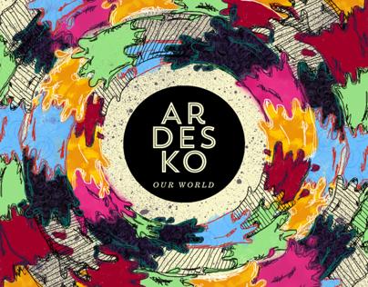 Album Cover Ardesko