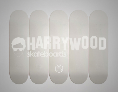 HARRYWOOD skateboards - 2013