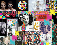 2010 NewNowNext Awards - Concept + Mood Boards