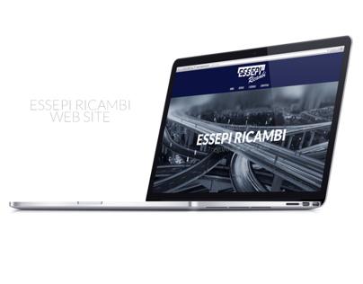 ESSEPI RICAMBI WEB SITE