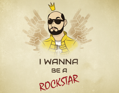 I Wanna Be a Rockstar (Azaghâl)