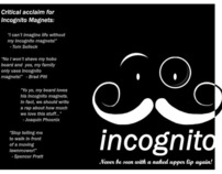Incognito Moustaches
