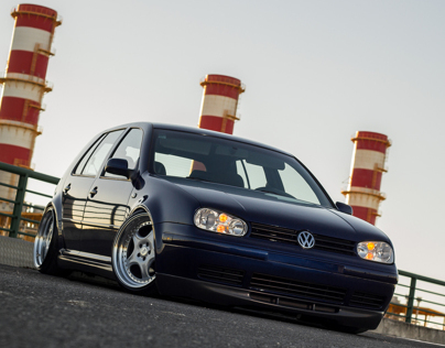 Ground Clearance Mk4 Golf