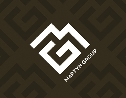 Martyn Group Branding