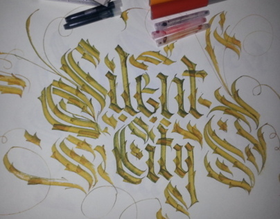Pilot Parallel Calligraphy Practice Sketchbook