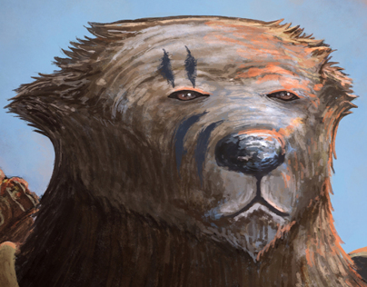 Bear Warrior