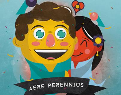 Aere Perennius