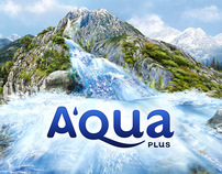 Pure water «Aqua Plus»