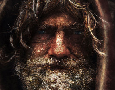HOMELESS Photomanipulation