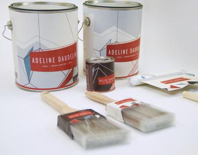 Adeline Daudelin Paint Store