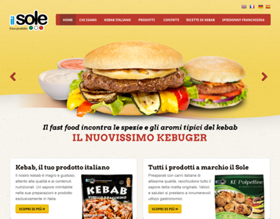 il Sole website