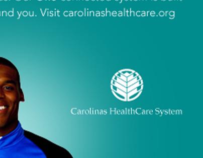 Web Banner Ads - Carolinas HealthCare System